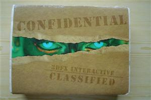Confidential Voodoo3 Box