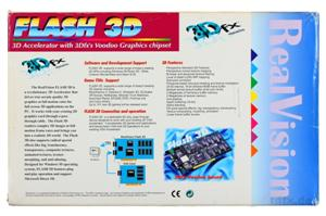 RealVision Flash 3D