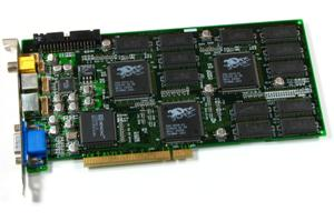 I-O Data GA-VD2/PCI-1 (8MB version)