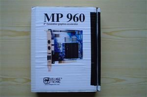 VillageTronic MP960 OVP