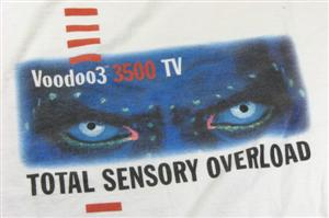 Voodoo3 3500TV T-Shirt