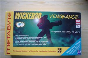 Metabyte Wicked 3D Vengeance