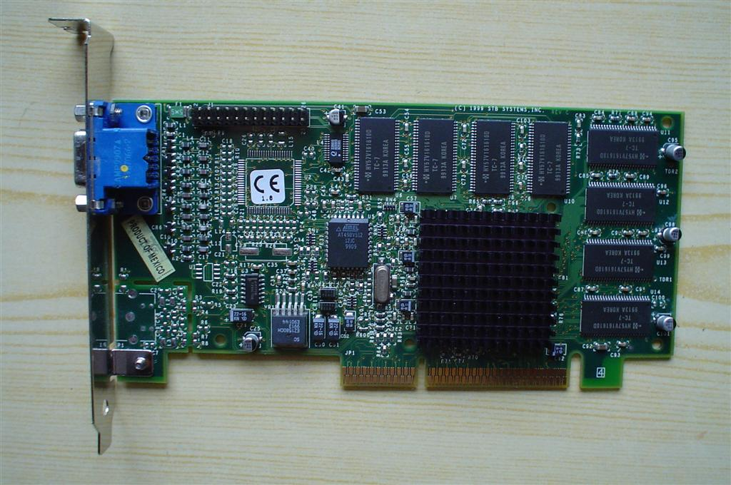 Identify your 3dfx Hardware with Part No. and/or special Markings