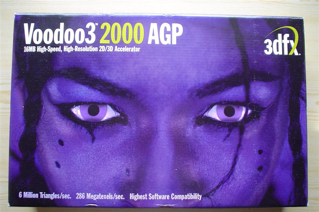 What Is Voodoo >> tdfx.de -->3dfx Voodoo3 2000 AGP