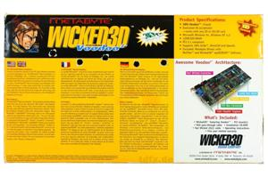 Metabyte Wicked3D